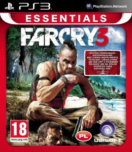Far Cry 3 PL PS3