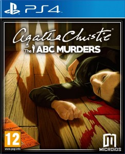 Agatha Christie The ABC Murder PL PS4