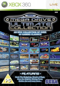 SEGA Mega Drive Collection Używana XBOX 360