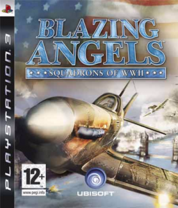 Blazing Angels:Squadrons of WWII Używana PS3
