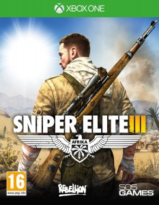 Sniper Elite V3 III PL  XBOX ONE