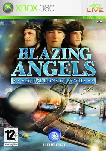 Blazing Angels:Squadrons of WWII Używana XBOX 360