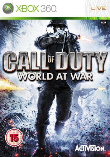Call of Duty:World at War Używana XBOX 360