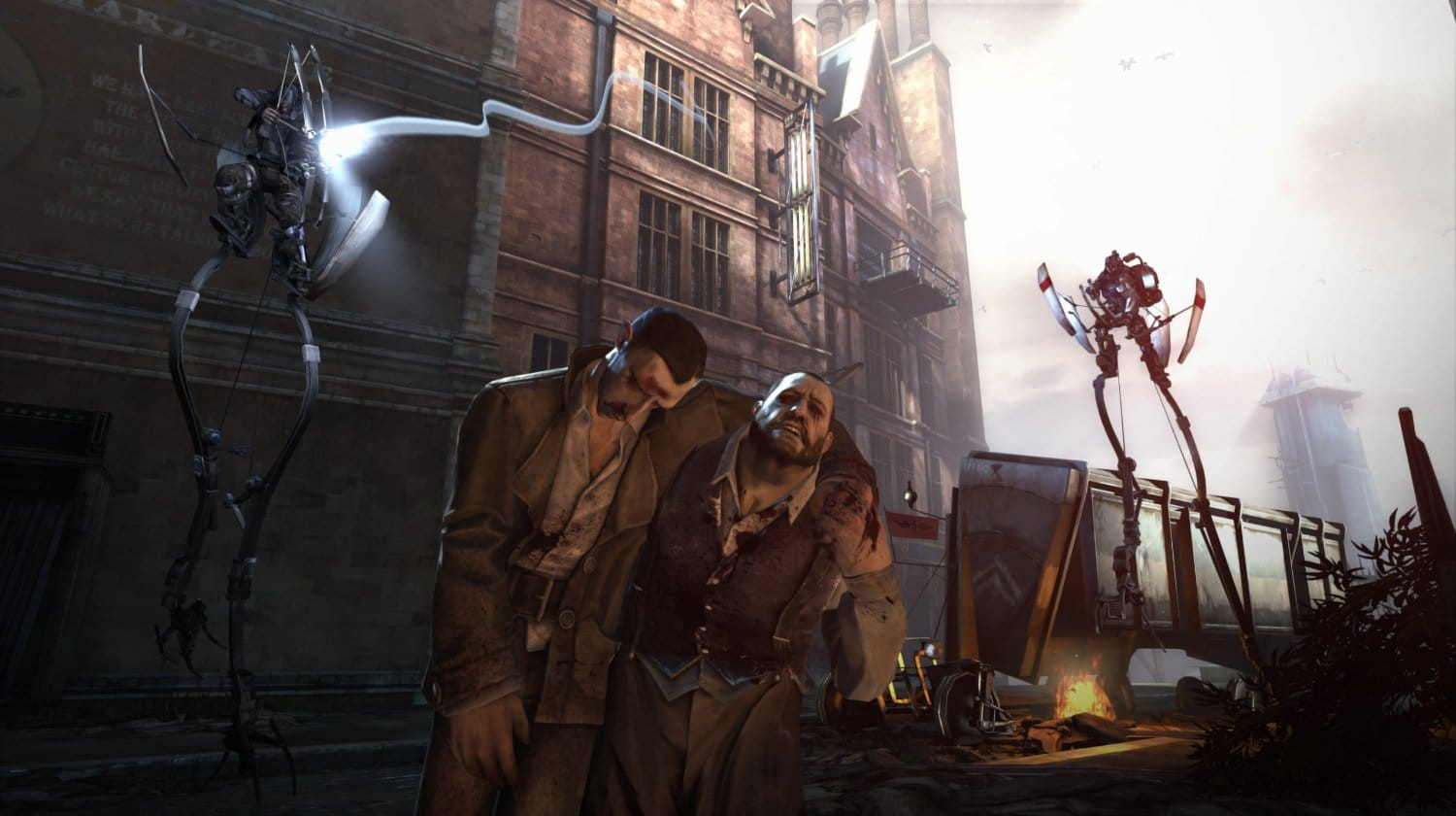 Dishonored  Używana PS3
