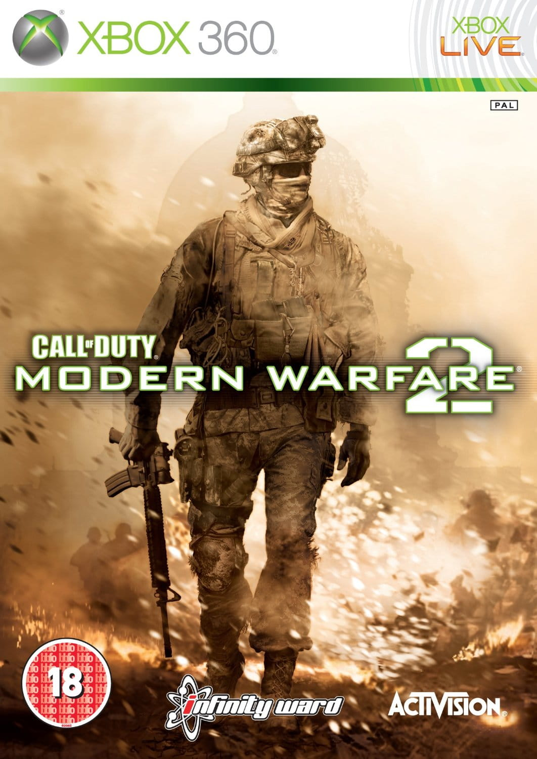Call of Duty:Modern Warfare 2 Używana XBOX 360