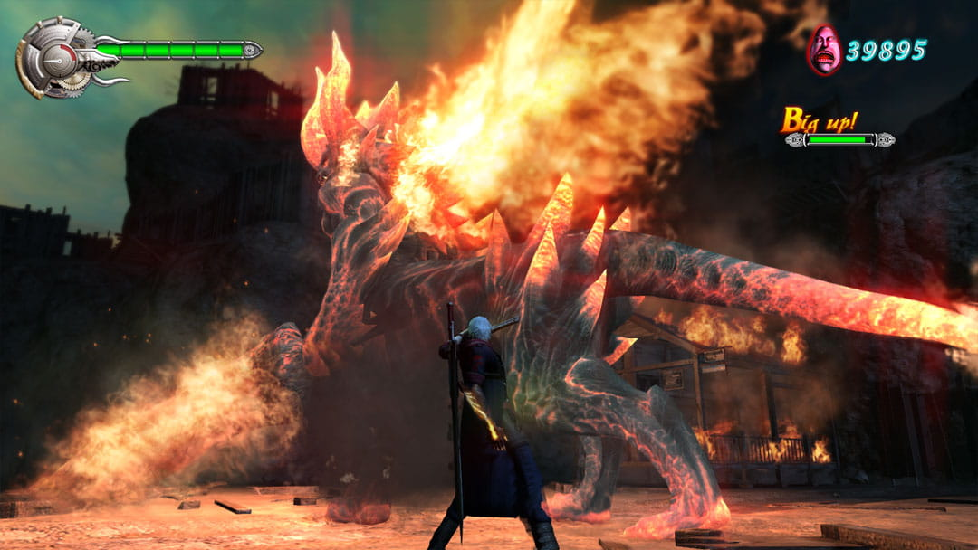 Devil May Cry 4 Używana PS3