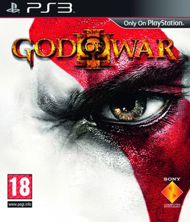 God of War 3 Używana PS3