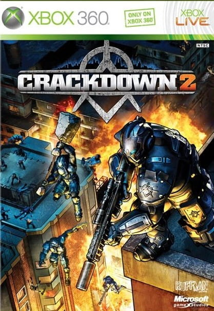 Crackdown 2 (2010) XBOX360-MARVEL
