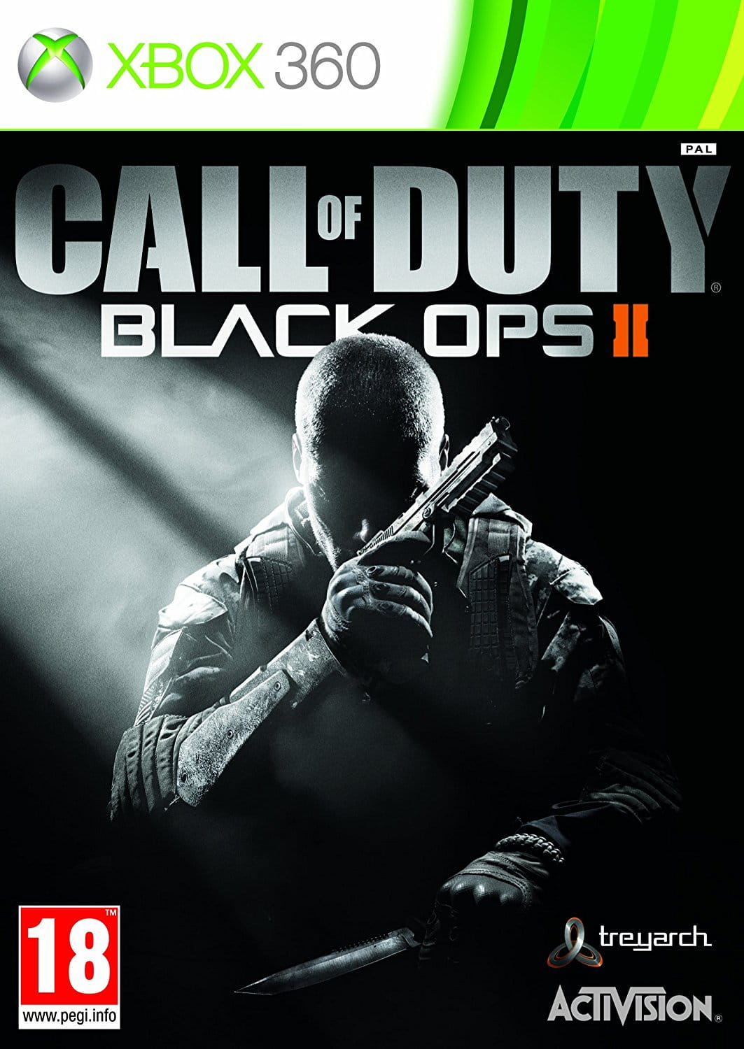 Call of Duty Black Ops 2 Używana XBOX 360