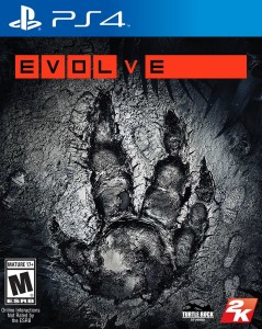 Evolve Pack PS4