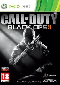 Call of Duty Black Ops 2 II PL XBOX 360 / ONE