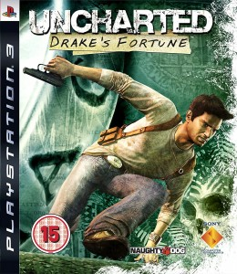 Uncharted Drake's Fortune Używana PS3