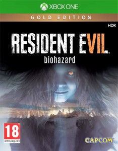 Resident Evil 7 Biohazard  PL Gold Edition XBOX ONE