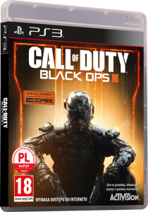 Call of Duty: Black Ops 3 PL PS3