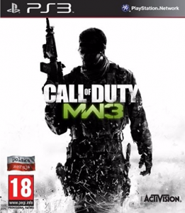 Call of Duty  Modern Warfare 3 PL PS3