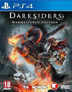 Darksiders: Warmastered Edition PL PS4