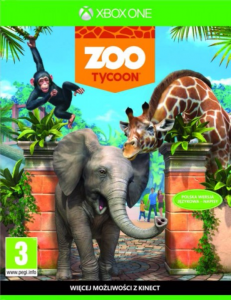 Zoo Tycoon PL XBOX ONE