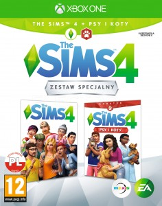 The Sims 4 + Psy i Koty PL XBOX ONE