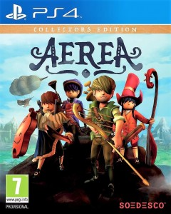 Aerea Collector's Edition PL PS4