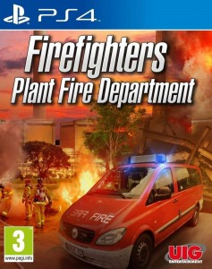 Firefighters:Plant Department PS4