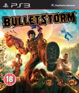 Bulletstorm PL PS3