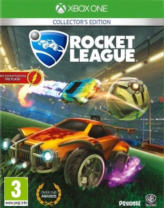 Rocket League Collectors Edition PL XBOX ONE