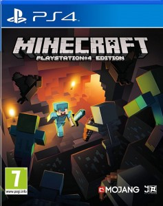 Minecraft PL PS4