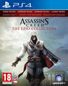 Assassins Creed The Ezio PL Używana PS4