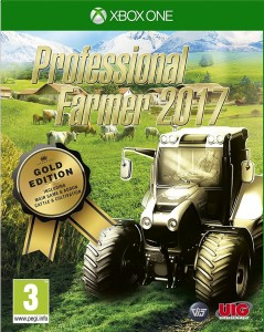 Professional Farmer 2017 PL  GOLD XBOX ONE