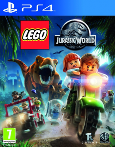 Lego Jurassic World  PL  PS4