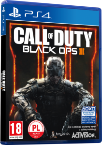 Call of Duty: Black Ops 3 PL PS4