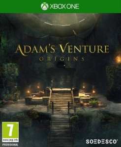 Adam's Venture Origins PL XBOX ONE