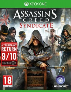 Assassins Creed Syndicate Używana XBOX ONE