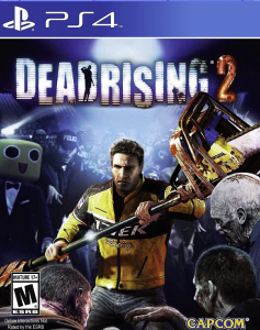 Dead Rising 2 HD PS4