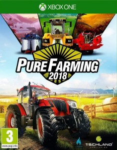Pure Farming 2018 D1 PL XBOX ONE